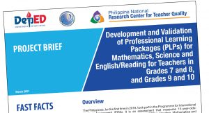 NEAP, RCTQ to collaborate on learning packages for higher order thinking skills