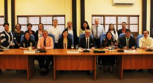 Presidents of normal schools meet at 'Celebrating RCTQ' event