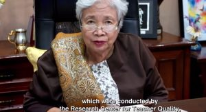 What is the PPST? DepEd Secretary Briones introduces the RCTQ-developed explainer video