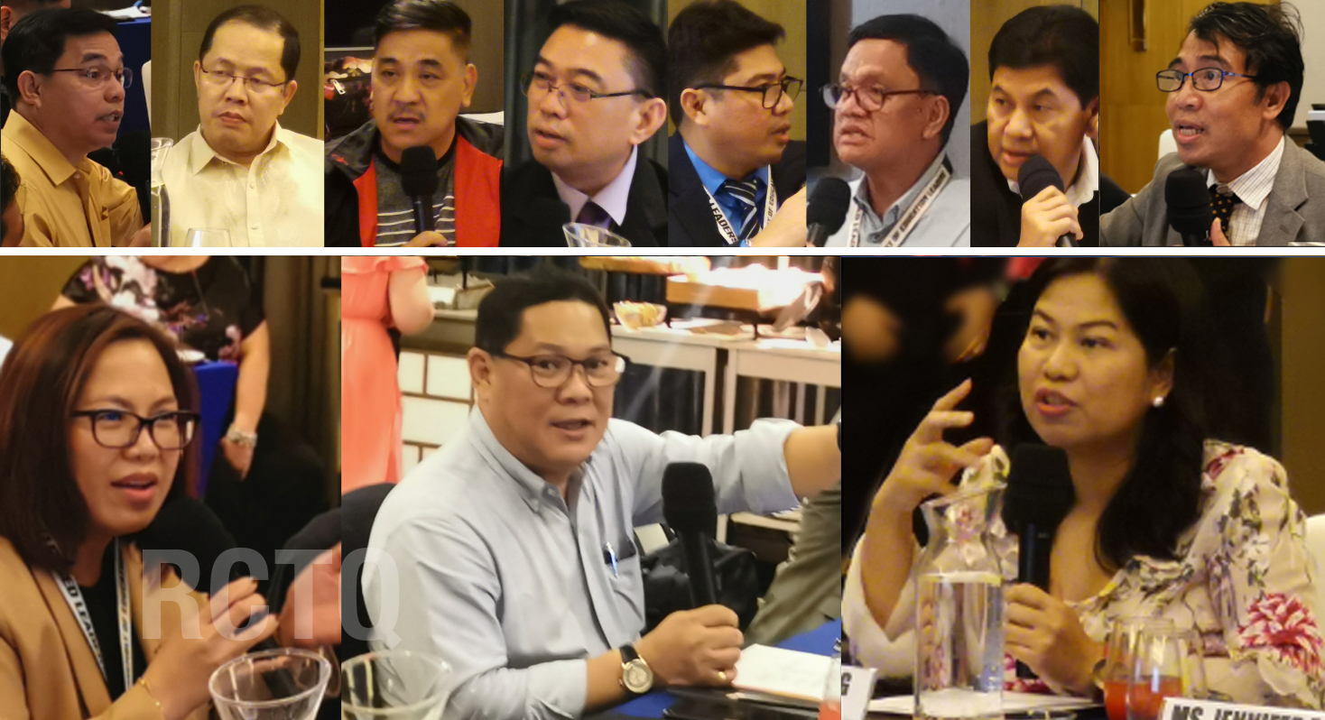 DepEd regions endorse draft standards for school heads, supervisors