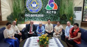 RCTQ's partnerships and achievements celebrated at a Filipino-inspired gala