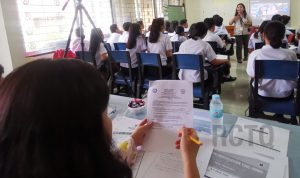 New teacher standards used as criteria in search for best teachers in Makati