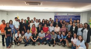 School heads and supervisors from 7 regions receive training and orientation on PPSSH & PPSS