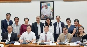 TWG for Teacher Quality meets to discuss ways to improve quality in basic education