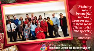 Holiday Greetings from RCTQ