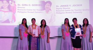 RCTQ leaders recognized at TEC's anniversary celebration