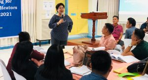 DepEd raters trained on the 2nd set of PPST indicators for RPMS Year 2