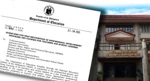 RCTQ-assisted NEAP guidelines signed as DepEd policy
