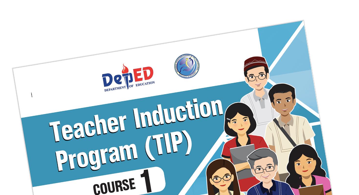 Teacher induction modules pilot-tested