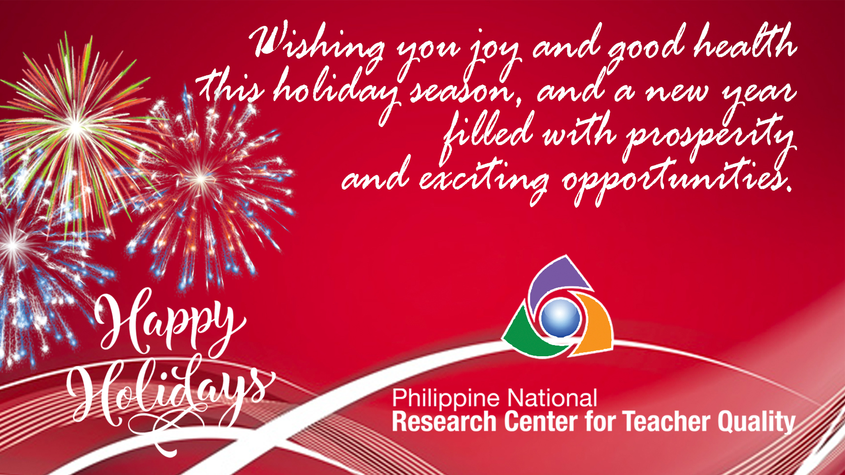 Holiday Greetings from RCTQ!