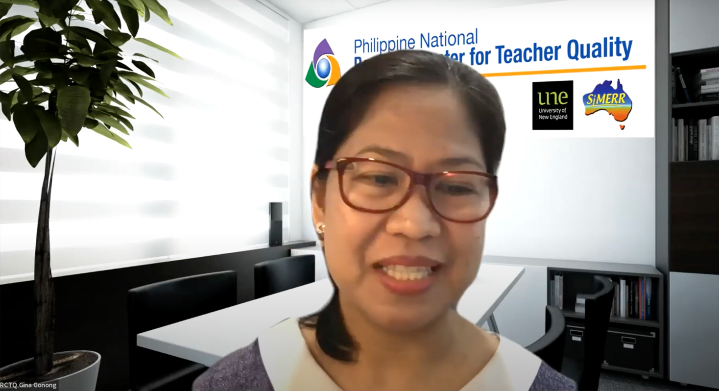 DepEd NCR assisted by RCTQ Director on PPSS orientation