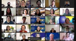 RCTQ assists PNU in refining professional development program for teachers, school leaders